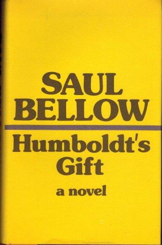 9780436039508: Humboldt's Gift