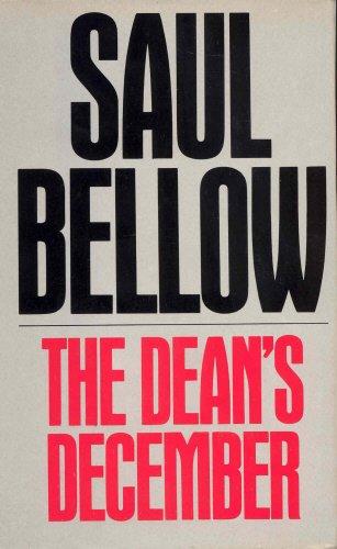 9780436039522: The Dean's December (Alison Press Books)