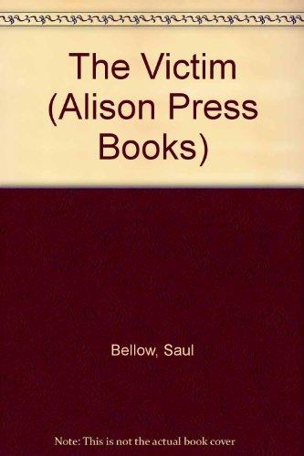 9780436039584: The Victim (Alison Press Books)