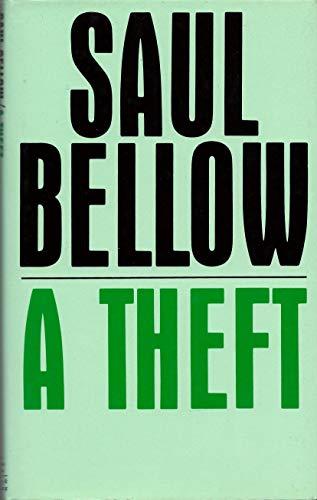 9780436039638: A Theft