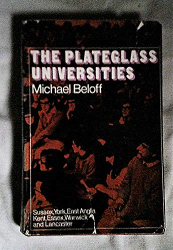 9780436040016: The plateglass universities