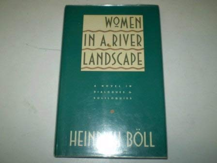 9780436054600: Women in a River Landscape: A Novel in Dialogues and Soliloquies