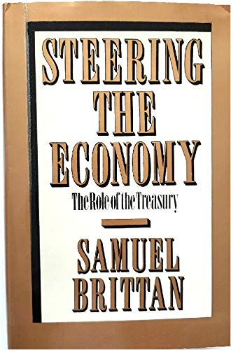 9780436068706: Steering the Economy: Role of the Treasury