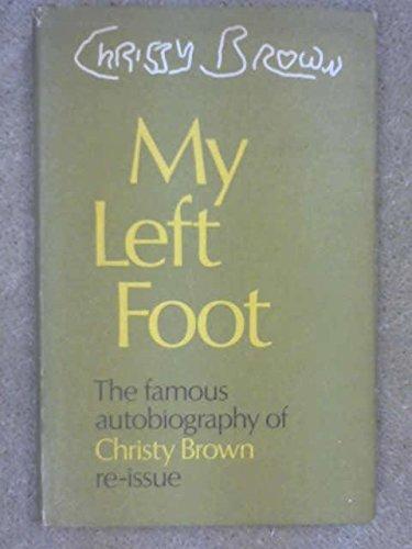 9780436070921: My left foot