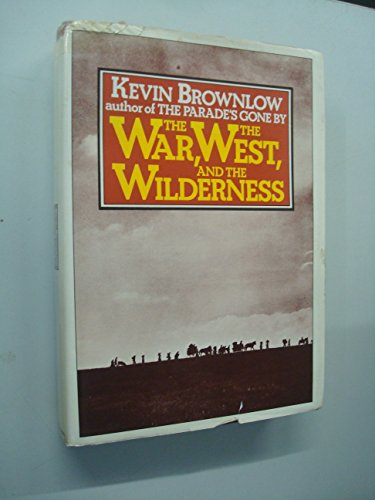 9780436071119: War, the West and the Wilderness