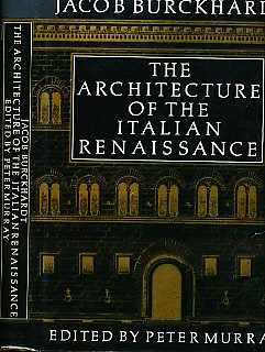 9780436077050: The Architecture of the Italian Renaissance
