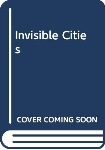 9780436082207: Invisible Cities
