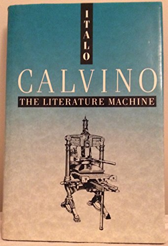 9780436082764: The Literature Machine: Essays