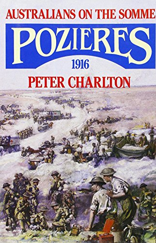 9780436095801: Pozieres, 1916: Australians on the Somme