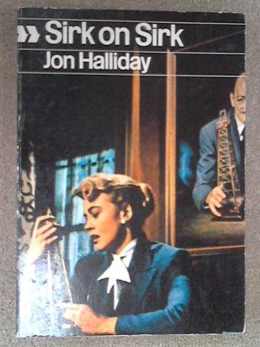 9780436099250: Sirk on Sirk: interviews with Jon Halliday