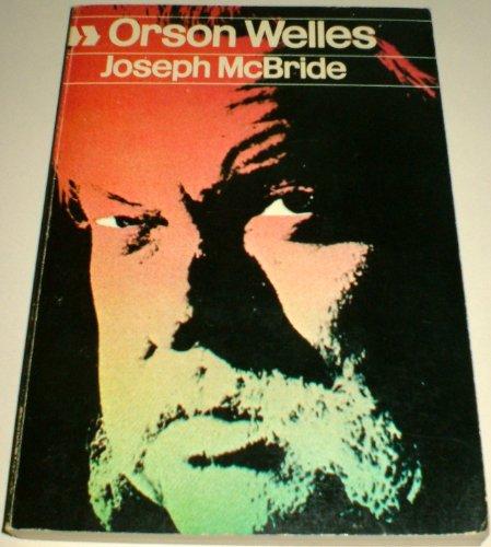 9780436099274: Orson Welles (Cinema One)
