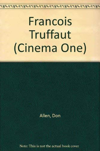 9780436099342: Francois Truffaut (Cinema One)