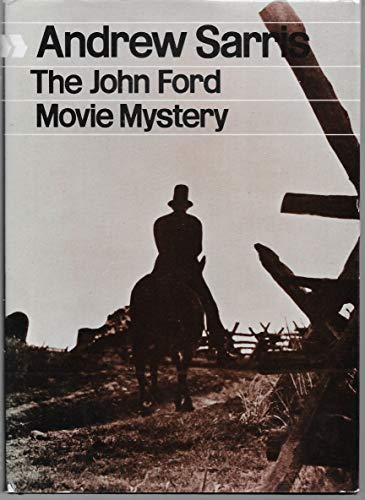9780436099403: The John Ford Movie Mystery (Cinema One Series, No. 27)