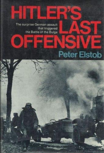 9780436142512: Hitler's Last Offensive