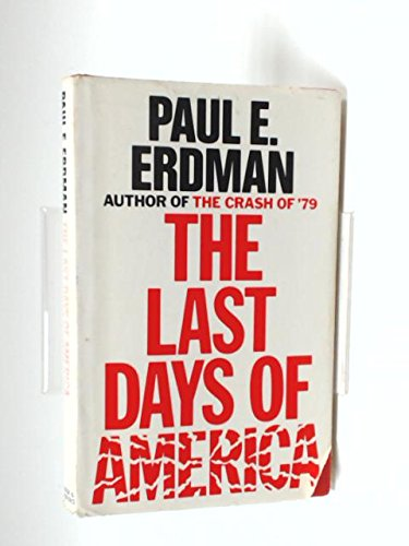 9780436148316: the last days of america