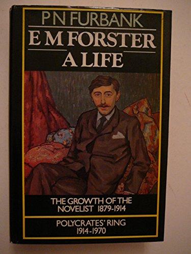 9780436167577: E.M.Forster: v. 1 & 2 in 1v.: A Life