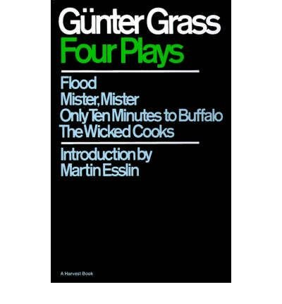 9780436187858: Four plays