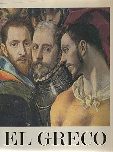 El Greco: Jose Gudiol