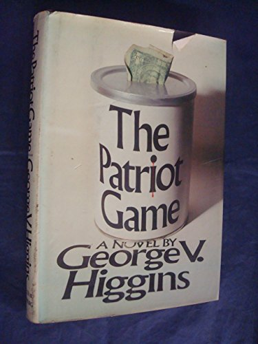 9780436195891: The PATRIOT GAME.