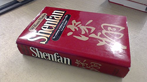 9780436196300: Shenfan: The Continuing Revolution in a Chinese Village
