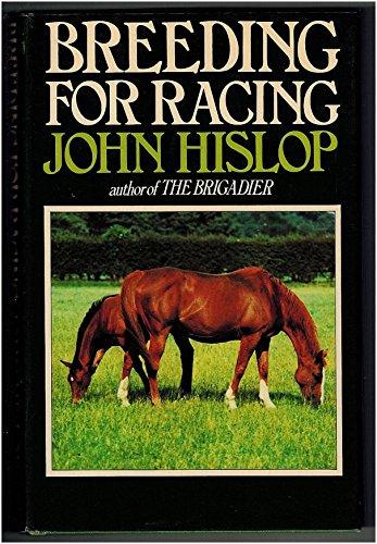 9780436197017: Breeding for Racing