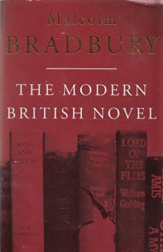 9780436201325: The Modern British Novel