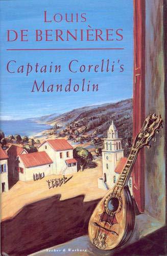 Captain Corelli's Mandolin: DE BERNIERES, Louis