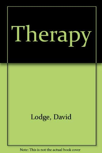 9780436202551: Therapy - C Format Export Edition