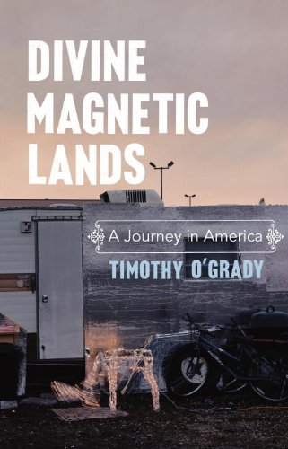 9780436205132: Divine Magnetic Lands: A Journey in America