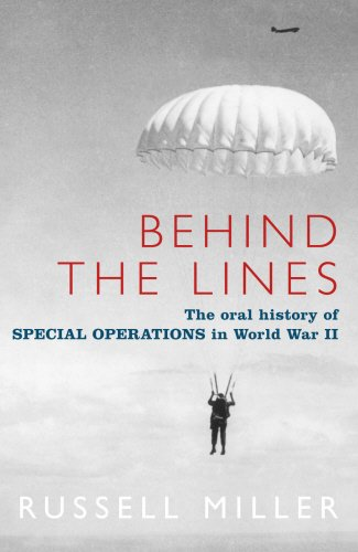 9780436205347 Behind The Lines The Oral History Of Special