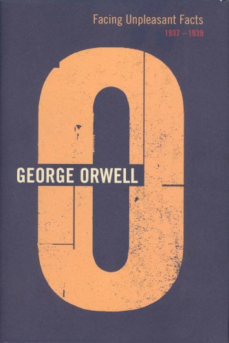 9780436205385: Facing Unpleasant Facts: 1937-1939 (The Complete Works of George Orwell)