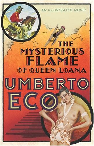 The Mysterious Flame of Queen Loana. { SIGNED }. {FIRST U.K. EDITION/ FIRST PRINTING.}. { with SI...