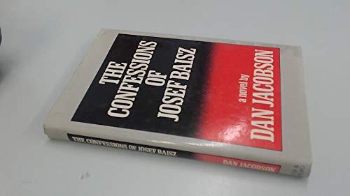 9780436220456: Confessions of Josef Baisz
