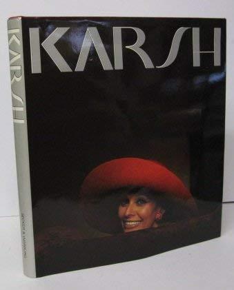 9780436231056: Karsh: A Fifty-Year Retrospective