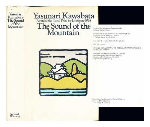 9780436231216: The Sound of the Mountain