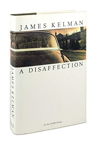 9780436232848: A disaffection
