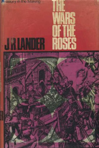 9780436241000: WARS OF THE ROSES (HIST. IN THE MAKING S)