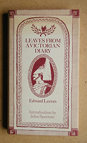 9780436243707: Leaves from a Victorian Diary