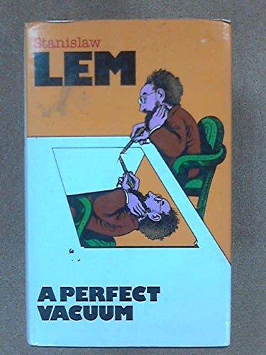 9780436244179: A Perfect Vacuum