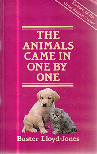 The Animals Came in One by One: Lloyd-Jones, Buster