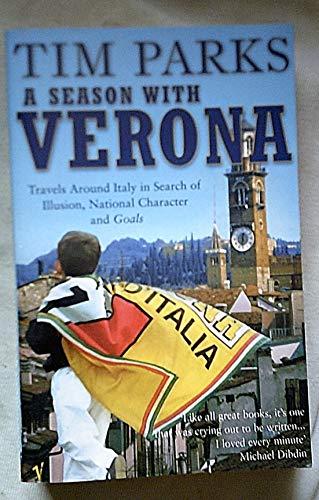 9780436256219: A Season with Verona