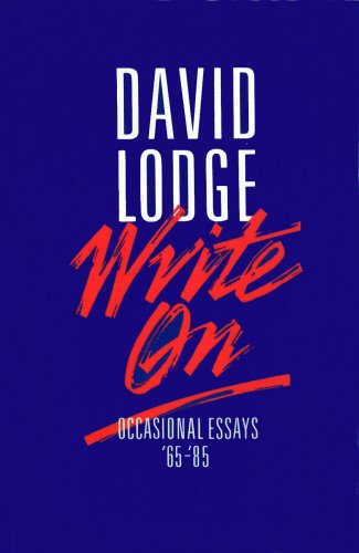 9780436256653: Write on: occasional essays, '65-'85