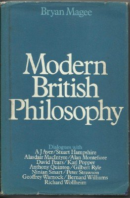 Modern British Philosophy: Magee, Bryan