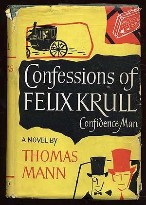 9780436272318: Confessions of Felix Krull, Confidence Man