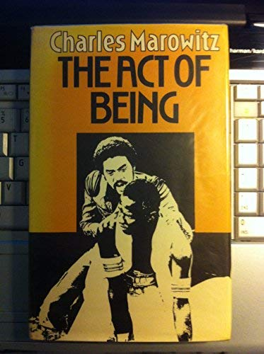 9780436273261: Act of Being