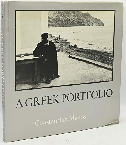 Greek Portfolio: Manos, Constantine