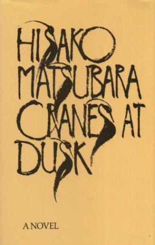 9780436274374: Cranes at Dusk