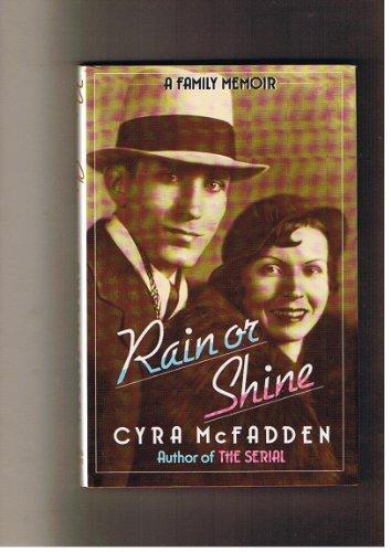 9780436275807: Rain or Shine : A Family Memoir
