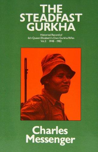 9780436277801: The The Steadfast Gurkha: Steadfast Gurkha Vol 3
