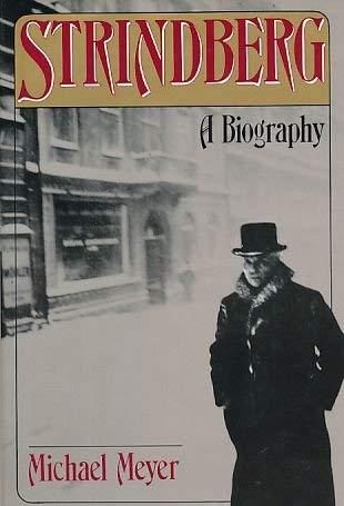 9780436278525: STRINDBERG, A BIOGRAPHY
